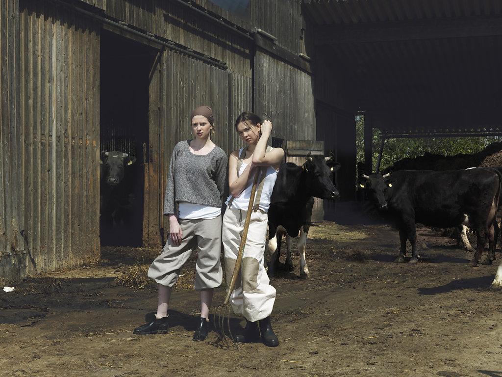 Sabine und Renate